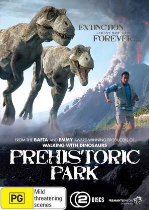 """""""Prehistoric Park"""" - Australian DVD movie cover (thumbnail)"""