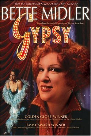 Gypsy - DVD cover (thumbnail)
