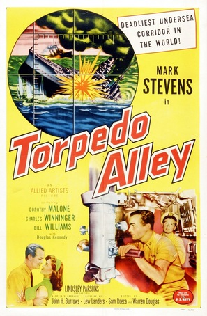 Torpedo Alley - Movie Poster (thumbnail)