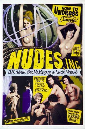 Nudes Inc. - Movie Poster (thumbnail)