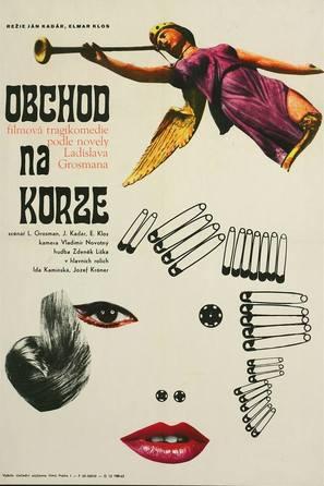 Obchod na korze - Czech Movie Poster (thumbnail)