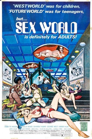 SexWorld - Movie Poster (thumbnail)