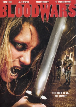 The Thirst: Blood War - DVD cover (thumbnail)