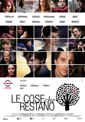 """""""Le cose che restano"""" - Italian Movie Poster (thumbnail)"""