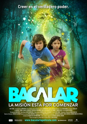 Bacalar - Mexican Movie Poster (thumbnail)