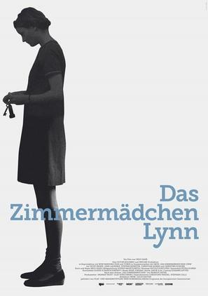 Das Zimmermädchen Lynn - German Movie Poster (thumbnail)