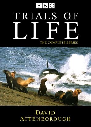 """""""The Trials of Life"""" - DVD movie cover (thumbnail)"""