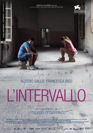 L'intervallo - Italian Movie Poster (thumbnail)