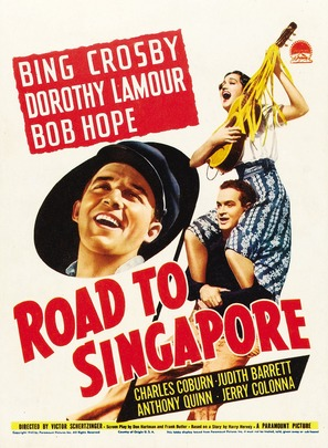 Road to Singapore - Movie Poster (thumbnail)