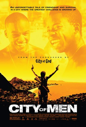 Cidade dos Homens - Movie Poster (thumbnail)