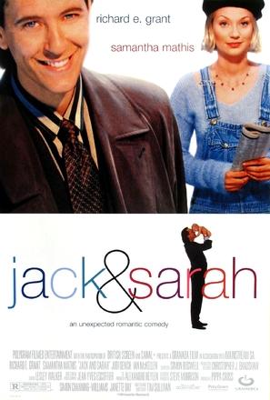 Jack & Sarah - Movie Poster (thumbnail)