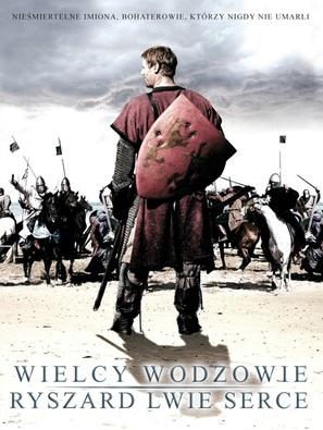 """Heroes and Villains: Richard the Lionheart"" - Polish poster (thumbnail)"