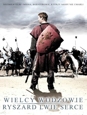 """Heroes and Villains: Richard the Lionheart"" - Polish poster (thumbnail)"
