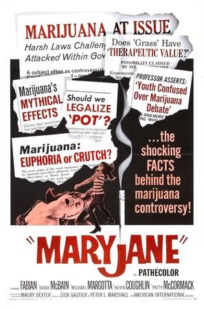 Maryjane - Movie Poster (thumbnail)