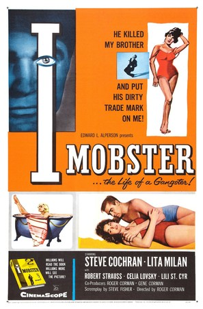 I Mobster - Movie Poster (thumbnail)