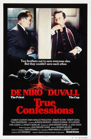 True Confessions - Movie Poster (thumbnail)