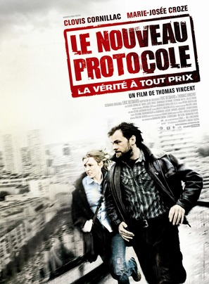 Le nouveau protocole - French Movie Poster (thumbnail)