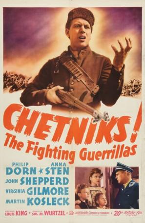 Chetniks - Movie Poster (thumbnail)