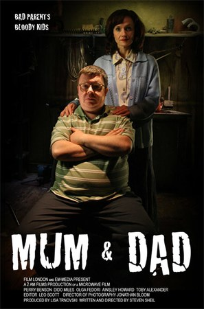 Mum & Dad - British Movie Poster (thumbnail)