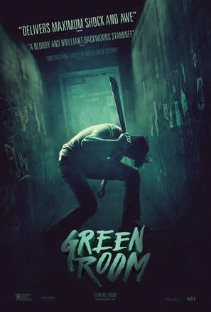 Green Room - Movie Poster (thumbnail)