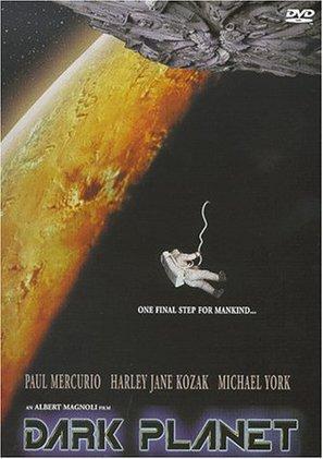 Dark Planet - Movie Cover (thumbnail)