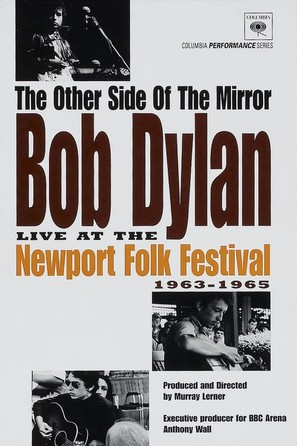 The Other Side of the Mirror: Bob Dylan at the Newport Folk Festival - Movie Poster (thumbnail)
