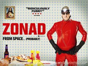 Zonad - Irish Movie Poster (thumbnail)
