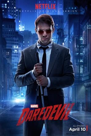"""""""Daredevil"""" - Movie Poster (thumbnail)"""