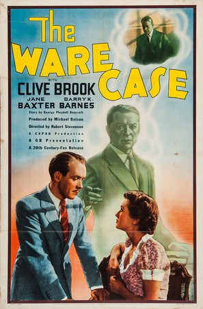 The Ware Case - Movie Poster (thumbnail)