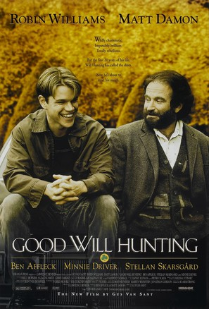 Good Will Hunting - Movie Poster (thumbnail)
