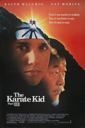 The Karate Kid, Part III - Movie Poster (thumbnail)