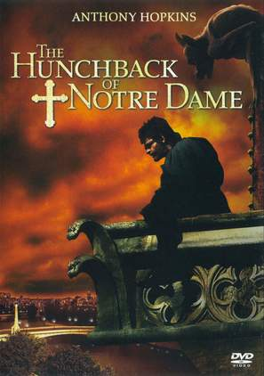 The Hunchback of Notre Dame - DVD cover (thumbnail)