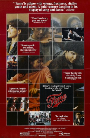 Fame - Movie Poster (thumbnail)