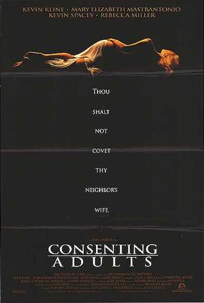 Consenting Adults - Movie Poster (thumbnail)