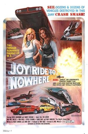 Joyride to Nowhere - Movie Poster (thumbnail)