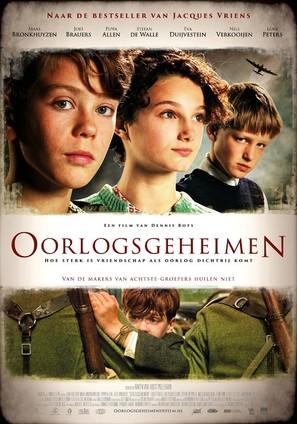 Oorlogsgeheimen - Dutch Movie Poster (thumbnail)
