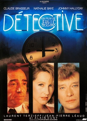 Détective - French Movie Poster (thumbnail)