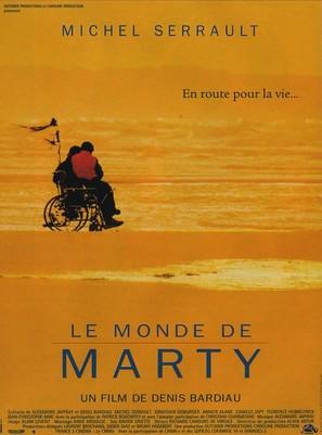 Le monde de Marty - French Movie Poster (thumbnail)