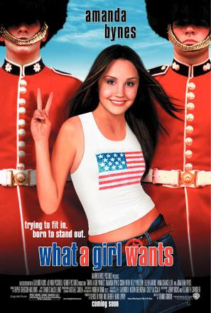 What a Girl Wants - Movie Poster (thumbnail)