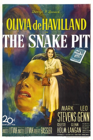The Snake Pit - Movie Poster (thumbnail)