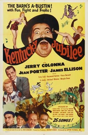 Kentucky Jubilee - Movie Poster (thumbnail)