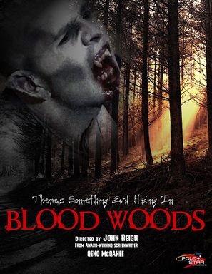 Blood Woods - Movie Poster (thumbnail)