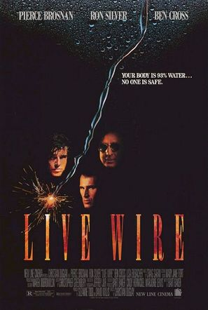 Live Wire - Movie Poster (thumbnail)