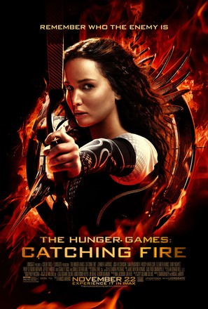 The Hunger Games: Catching Fire - Movie Poster (thumbnail)