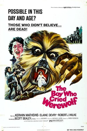 The Boy Who Cried Werewolf - Movie Poster (thumbnail)