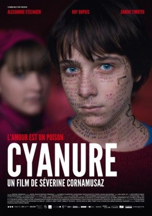 Cyanure - Swiss Movie Poster (thumbnail)