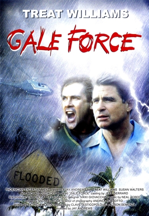 Gale Force - Movie Poster (thumbnail)