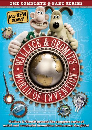 """Wallace and Gromit's World of Invention"""