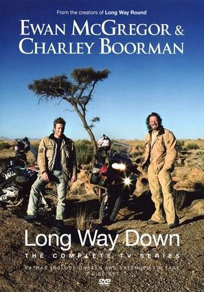 """Long Way Down"" - DVD movie cover (thumbnail)"