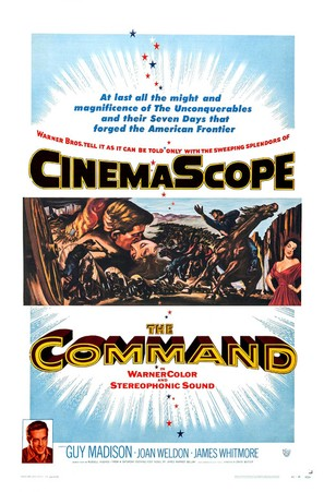 The Command - Movie Poster (thumbnail)